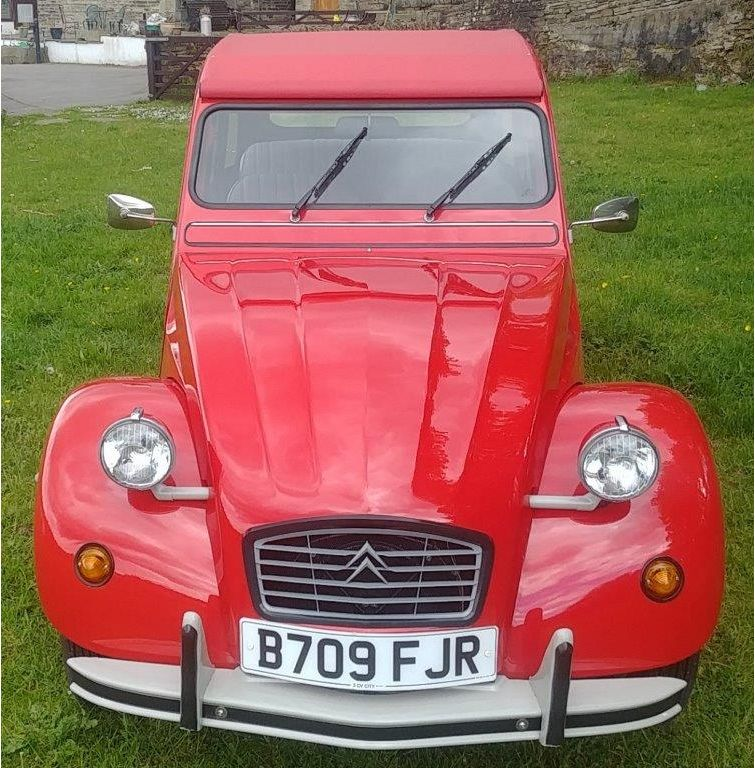 2CVs For Sale :: ***** NOW SOLD ***** 2CV6 SPECIAL